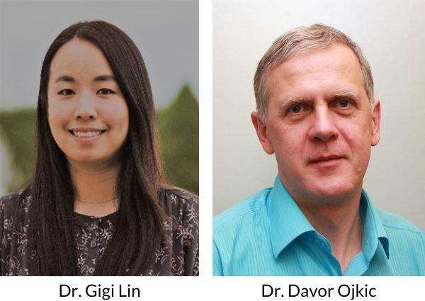 Dr. Gigi Lin & Dr. Davor Ojkic